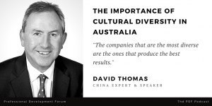 Read more about the article Cultural Diversity & Asia: David Thomas (China Expert & Speaker)