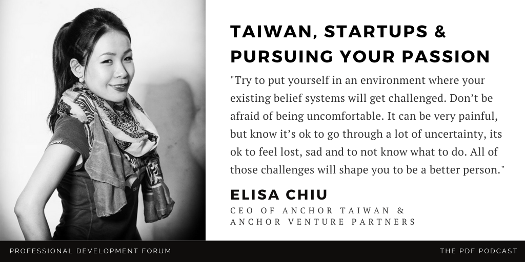 You are currently viewing Helping Startup Founders Succeed in Asia: Elisa Chiu (Anchor Taiwan)