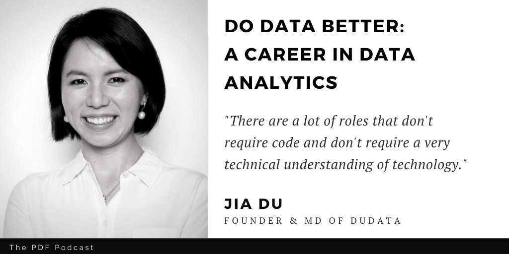Read more about the article A Career in Data: Jia Du (MD of DuData)