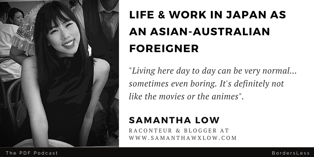 Read more about the article Living in Japan as an Asian-Australian Foreigner (Samantha Low)