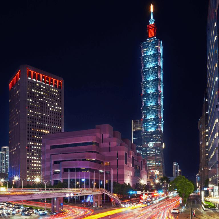 BordersLess Taiwan